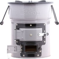 #4 rated in fuel efficient: EcoZoom Versa Rocket Stove - Wood, Biomass, or Charcoal Fuel, scored 88/100