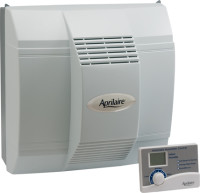 #2 rated in high capacity: Aprilaire 700 Whole House Humidifier with Automatic Digital Control, .75 Gallons/hr, scored 90/100
