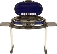 #3 rated in easy to clean: Coleman RoadTrip LX 20,000 BTU 2-Burner Propane Grill, scored 97/100