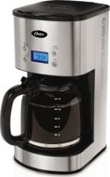 #4 rated in for entertaining: Oster 12-Cup Stainless Steel Programmable Coffee Maker, scored 85/100