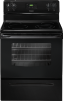 #2 rated in electric: Frigidaire Freestanding Electric Range, scored 95/100
