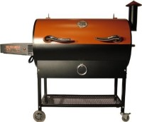 #4 rated in high performance: REC TEC Wood Pellet Grill Featuring Smart Grill Technology, scored 95/100
