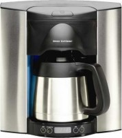 #3 rated in dorm: Brew Express 10 Cup Built-In-The-Wall Self-Filling Coffee and Hot Beverage System, scored 92/100