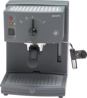 #3 rated in krups: KRUPS 968-41 Novo 2300 Plus Automatic Cappuccino Machine, scored 85/100