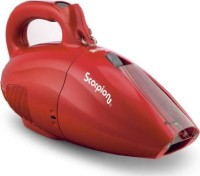 #4 rated in handheld: Dirt Devil Scorpion Quick-Flip Hand Vac, scored 75/100