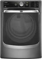 #5 rated in quiet: Maytag Maxima XL 7.4 cu. ft. Electric Dryer with Steam, scored 95/100