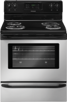 #5 rated in high performance: Frigidaire Freestanding Electric Range, scored 88/100