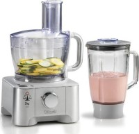 #4 rated in well designed: DeLonghi 3-in-1 Blender, Food Processor and Scale, scored 88/100