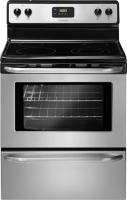 #4 rated in 4 burner electric: Frigidaire Freestanding Electric Range, scored 87/100