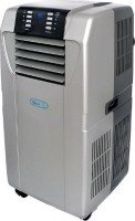 #5 rated in high end portable: Air AC12000H 12,000 BTU Heat Pump Portable Air Conditioner, scored 89/100