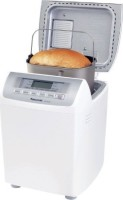 #2 rated in for fancy breads: Panasonic Bread Maker with Automatic Fruit & Nut Dispenser, scored 85/100