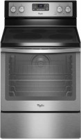 #5 rated in electric: Whirlpool Freestanding Electric Convection Range, scored 89/100