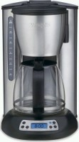 #4 rated in easy to use: Waring Pro 12-Cup Programmable Coffeemaker, scored 91/100