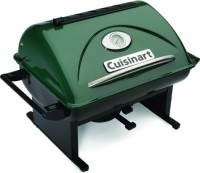 #1 rated in best charcoal: Cuisinart GrateLifter Charcoal Grill 2 sq. ft. Cooking Surface, scored 100/100