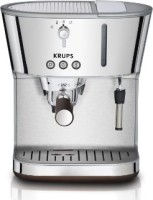 #3 rated in stylish: KRUPS XP4600 Silver Art Collection Pump Espresso Machine, scored 90/100