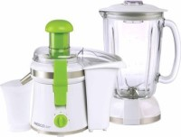 #1 rated in juice: Nesco American Harvest 2-in-1 Juicer and Blender, scored 100/100