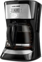 #1 rated in for entertaining: Black & Decker 12-Cup Programmable Coffee Maker, Black, scored 88/100