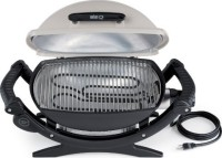#2 rated in easy to clean: Weber 526001 Q140 Electric Barbeque Grill, scored 97/100