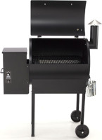 #2 rated in high performance: Traeger Lil' Tex Pellet Grill, BBQ070, scored 98/100