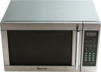 #5 rated in easy to clean: Magic Chef 1.3 Cu. Ft. Countertop Microwave Oven, scored 91/100