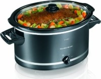 #2 rated in hamilton beach: Hamilton Beach 8-Quart Slow Cooker, scored 84/100