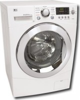 #3 rated in best small: LG 2.3 Cu. Ft. 9-Cycle Ultra Capacity Compact Washer, scored 81/100