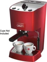 #2 rated in best value: Gaggia 102534 Espresso-Color Semi-Automatic Espresso Machine, scored 88/100