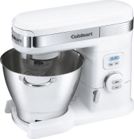 #3 rated in for dough: Cuisinart 5.5-Quart Stand Mixer, scored 89/100