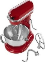 #2 rated in kitchenaid: KitchenAid Professional 5.5-Quart Stand Mixer, scored 90/100