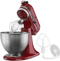 #4 rated in kitchenaid: KitchenAid Classic Plus 4.5 Quart Stand Mixer, scored 88/100