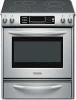 #3 rated in high performance: KitchenAid Architect Slide-In Electric Convection Range, scored 91/100