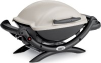 #2 rated in inexpensive propane: Weber 50060001 Q 1000 Liquid Propane Grill, scored 89/100