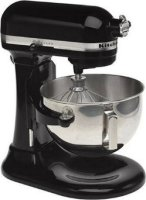 #5 rated in kitchenaid yes no: KitchenAid Deluxe Edition 6-Quart Stand Mixer, scored 87/100