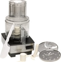 #4 rated in for nuts: Cuisinart Original Food Processor, scored 79/100