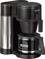 #5 rated in for early risers: BUNN NHBW Velocity Brew 10-Cup Home Coffee Brewer, scored 91/100
