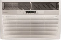 #3 rated in high btu: Frigidaire FRA226ST2 22,000 BTU Window-Mounted Heavy-Duty Air Conditioner with Temperature Sensing Remote, scored 86/100