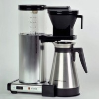 #1 rated in fast: Technivorm Moccamaster Thermal Coffee Brewer, scored 97/100