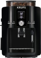 #2 rated in krups: KRUPS EA8250001 Espresseria Fully Automatic Espresso Machine with Built-in Conical Burr Grinder, scored 87/100