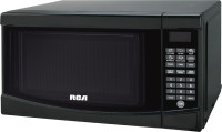 #4 rated in 700 watt: RCA 0.7 Cu.Ft. Countertop Microwave, scored 85/100