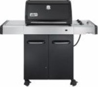 #2 rated in high end: Weber 4421001 Spirit E-310 LP Gas Grill, scored 98/100