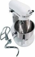 #4 rated in for dough: KitchenAid Commercial 7-Quart Stand Mixer, scored 85/100
