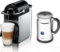 #4 rated in space efficient: Nespresso Pixie Espresso Maker/Coffeemaker, scored 87/100
