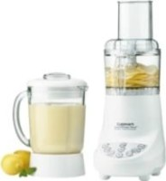 #3 rated in cuisinart: Cuisinart SmartPower Duet Blender and Food Processor, scored 86/100