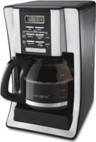 #4 rated in quiet: Mr. Coffee 12-Cup Programmable Coffee Maker, scored 96/100