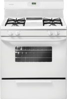 #5 rated in 4 burner gas: Frigidaire Freestanding Gas Range, scored 78/100