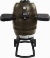 #1 rated in  for smoking: Big Steel Keg 05503 Charcoal Grill for Convection-Style Cooking, scored 91/100