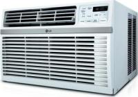 #1 rated in performance: LG 15,000 BTU Window Air Conditioner with Remote, scored 100/100