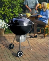 #4 rated in durable: Weber One Touch Gold 22.5 Inch Charcoal Grill, scored 95/100
