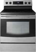 #5 rated in 4 burner electric: Samsung Freestanding Electric Range, scored 86/100