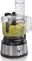 #2 rated in 10-cup: Hamilton Beach Bowl Scraper Food Processor 70730, scored 84/100